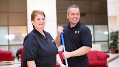 Buy Social success in G4S contract